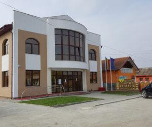 Sediu Primăria Bistreț