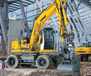 Excavator Liebherr A904 Litronic