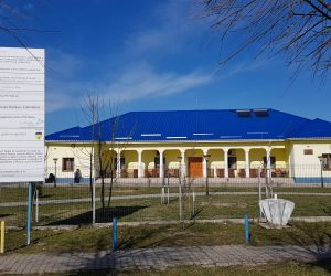 Centru social – cămin de bătrâni, Sat. Plosca, Com. Bistreț