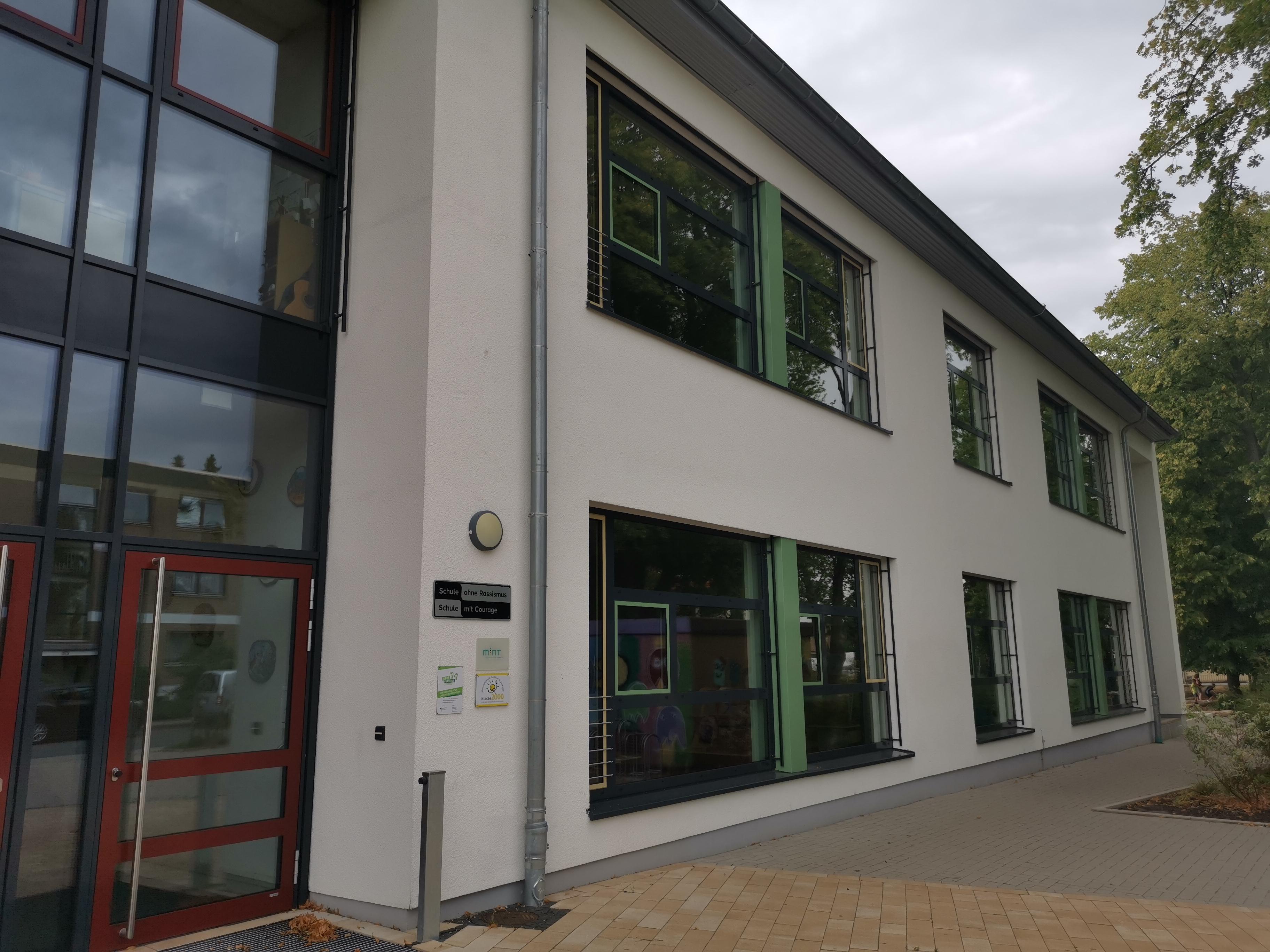 Termosistem – Școala primară Hohenstaufen, Minden, Germania
